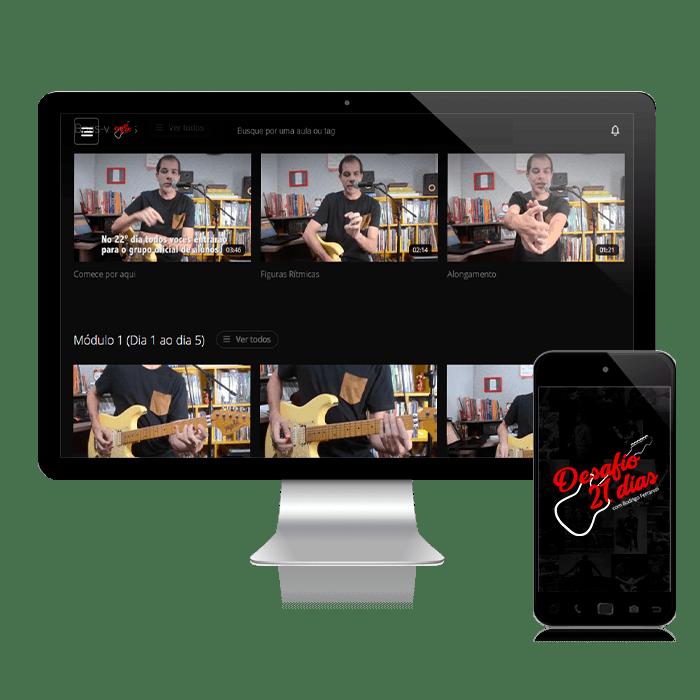 Curso Guitarra Intensiva Figura 8
